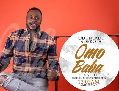 Download Mp3 Odunlade Adekola Omo Baba Mp3 Video Download