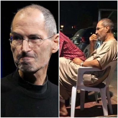 Conspiracy theories of Steve Jobs being alive