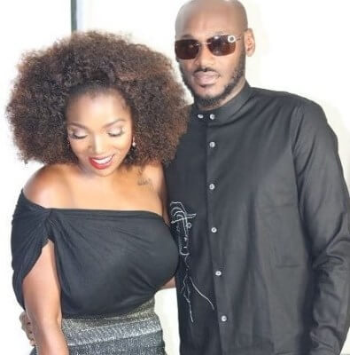 2face Idibia and Annie