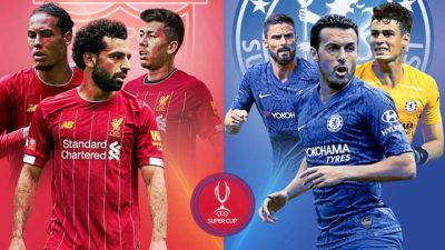 Liverpool beat Chelsea 5-4 Penalty in UEFA Super Cup Final