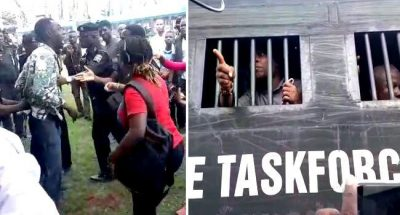 RevolutionNow Protesters arrested in Lagos news update
