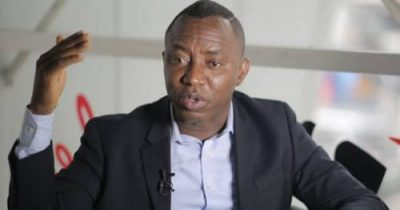 Court asks why Sowore can't be released