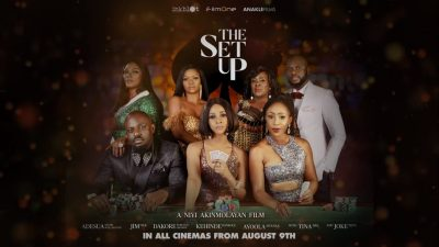 The Set Up Nigerian Movie download