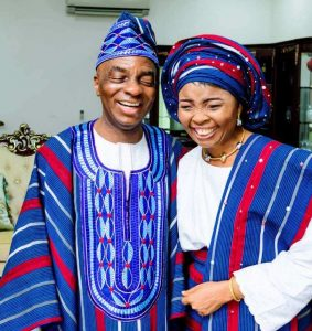 David Oyedepo and Wife mark 37th marriage anniversary