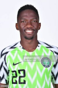Omeruo joins Leganes