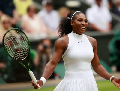 Serena Williams is highest paid sports woman