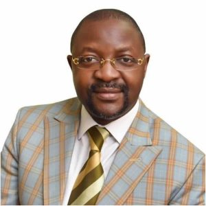 Minister of Youth and Sports, Sunday Akin Dare
