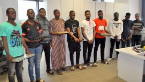 LAUTECH students arrested by EFCC