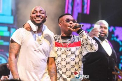 Davido Declares Wizkid As A Legend And An Icon