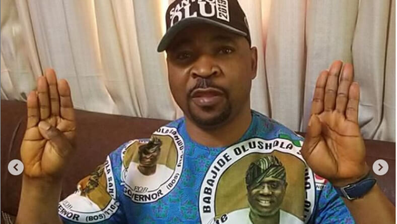 Twitter outrage over MC Oluomo's invitation to Unilag