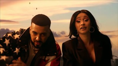 Download French Montana ft Post Malone Cardi B Rvssian Writing On The Wall mp3 download