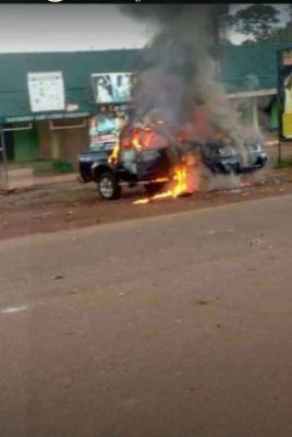 FUOYE Protests students and police officer killed