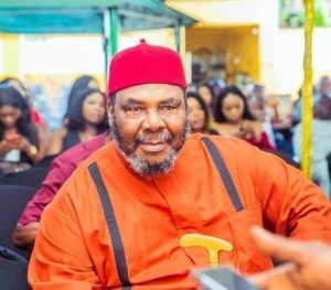 Legendary actor, Pete Edochie