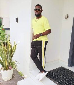 Comedian and actor, AY Makun