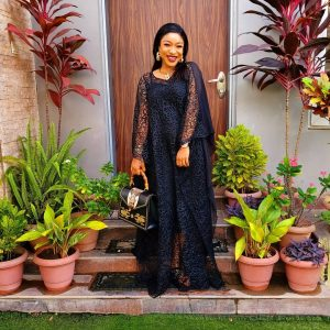 Tonto Dikeh States Why She Detest Her Ex-Mother-In-Law