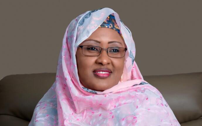 The First Lady, Aisha Buhari
