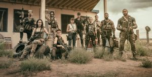 Army of the Dead movie cast