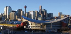 The city of Calgary has been seen as relatively safe