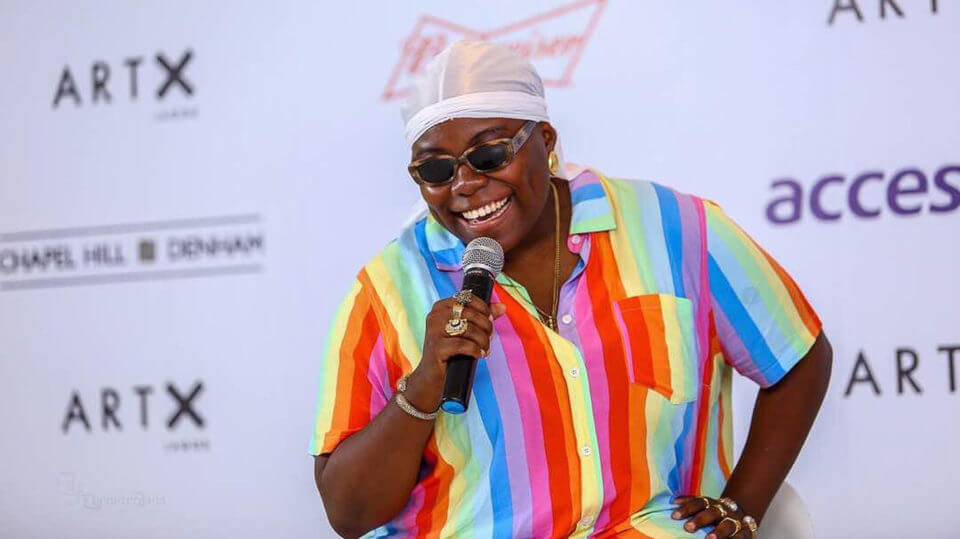 Teni is a funny singer
