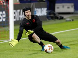 Cech in action