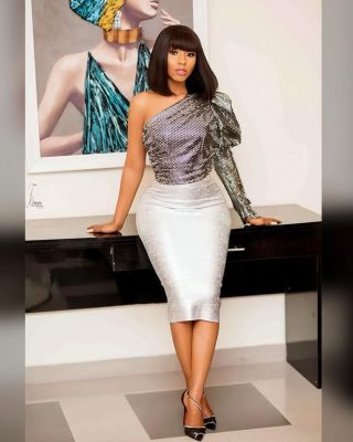 Mercy Eke Pens Brand Ambassador Deal With Just Furniture.