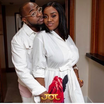 Chioma Rowland Celebrate Hubby, Davido As He Turns 27
