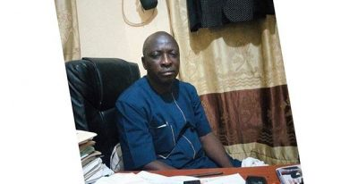 Lagos SARS Operative Found Dead In His Office