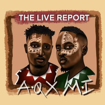 MI Abaga and A-Q The Live Report album review on Hip-hop in 5 mins