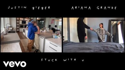 Download Ariana Grande & Justin Bieber Stuck With U mp3 download