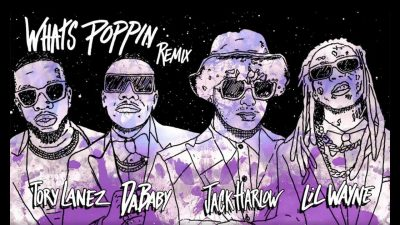 Download Jack Harlow ft. DaBaby, Tory Lanez & Lil Wayne - WHATS POPPIN Remix mp3 download