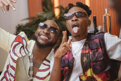 "Mayorkun's latest song with Davido, ""Betty Butter"" debuts straight up on #3"
