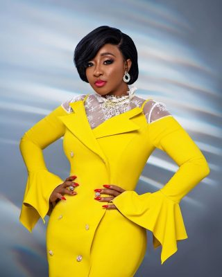 Ini Edo is one of the top Nollywood actress