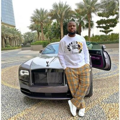 Hushpuppi first appeared in a U.S. court this past Friday