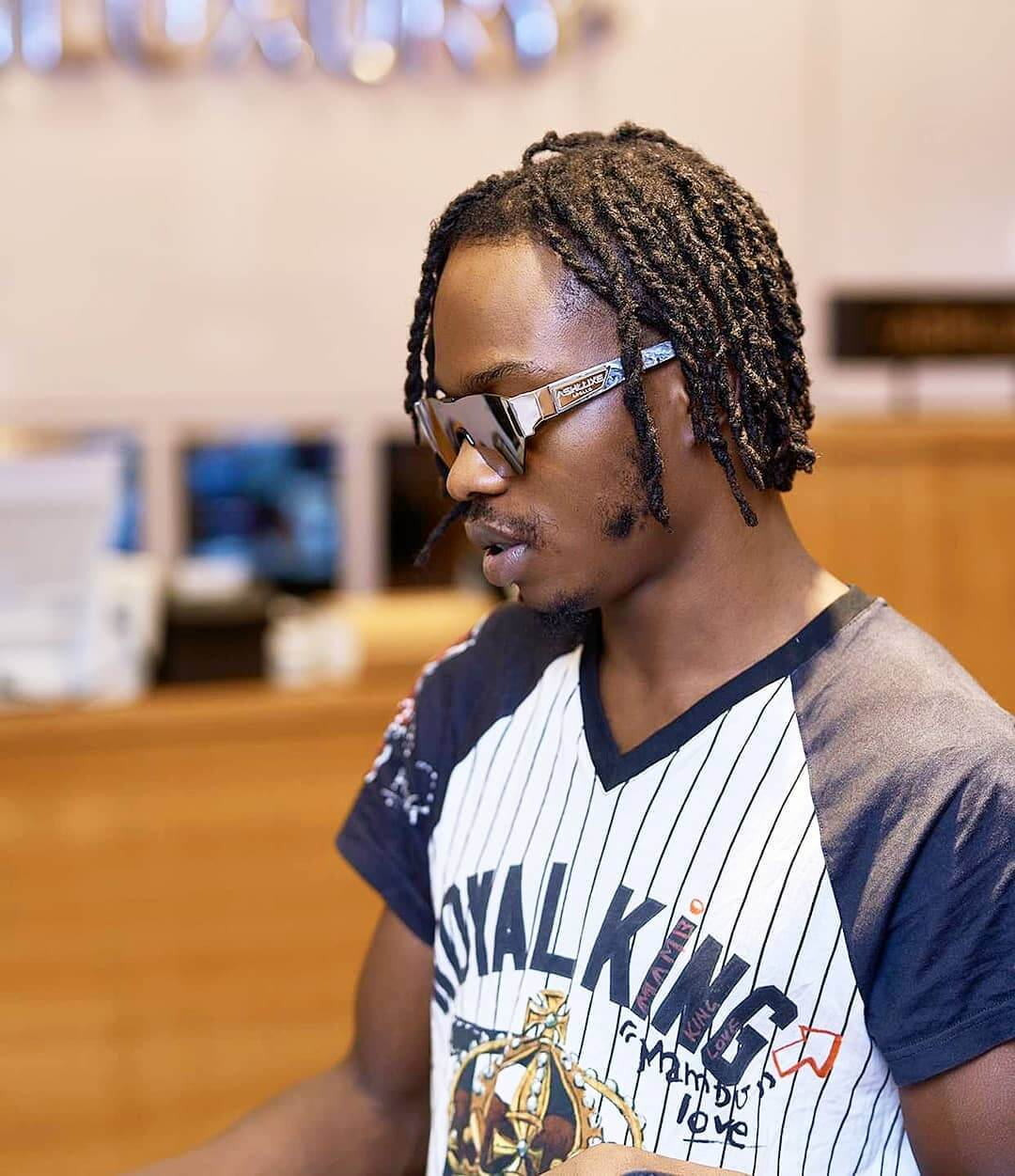 Naira Marley Reveals Plans To Open Charitable Eatery