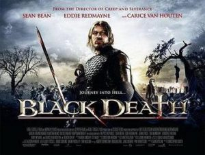 Black Death - Theatrical release poster