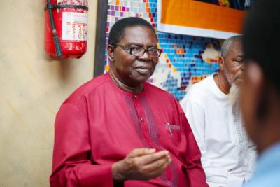 Reports had claimed that Ebenezer Obey had passed on after a brief illness on London