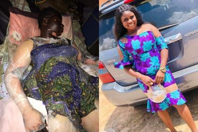 Sad! Friends Mourn As Lady Dies Answering Call Close To A Cooking Gas