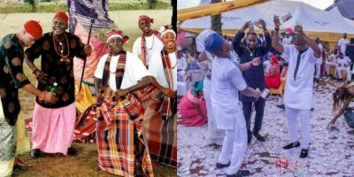 Igbo Business Men; Sudden Wealth And Their Rituals