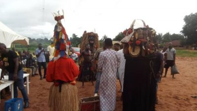 Ogidi Nwafor Festival Turns Bloody As Villagers Dump Deceased's Corpse At Igwe's Palace