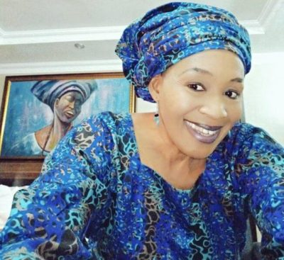 Kemi Olunloyo involved in a standoff with SARS