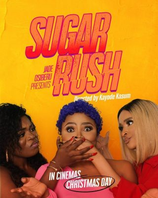 Sugar Rush Movie Poster