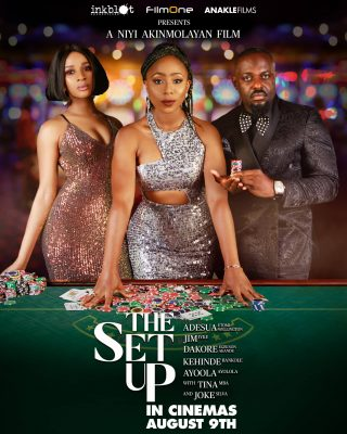 The Set Up Movie Poster