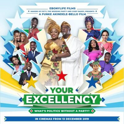 Your Excellency movie poster