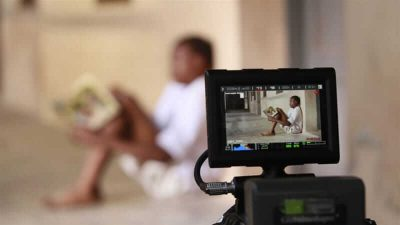 Nollywood movie making