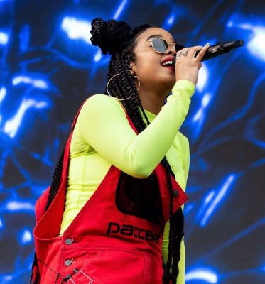 H.E.R. spices up with the song with her sultry vocals