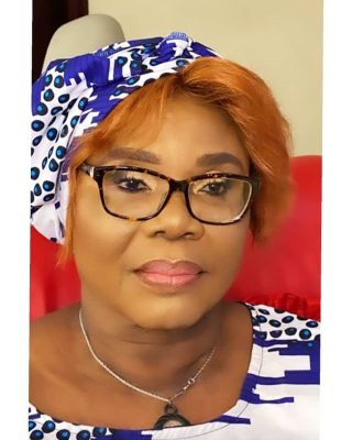 Nollywood Actress, Iyabo Ojo Eulogizes Mom With Sweet Words On Her Birthday