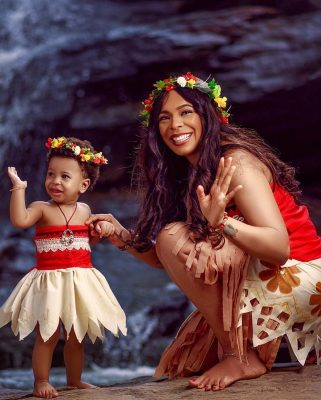 TBoss and daughter