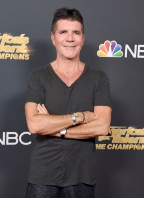 Simon Cowell thanks medical personnel after bike accident