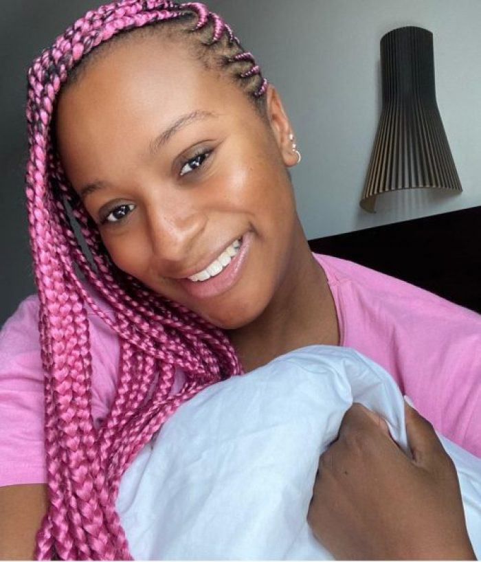 Dj Cuppy Becomes Emotional Chatting With Her Ex Boyfriend