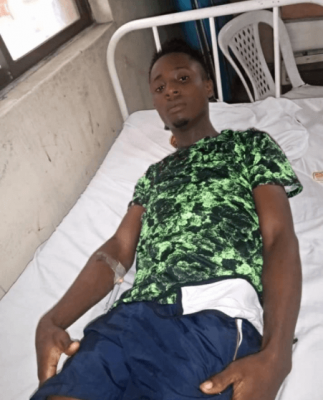 Policeman Allegedly Shot 19-Years-Old For Imprgnant Girl In River